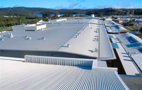 Commercial Roofing In Columbia and Charleston