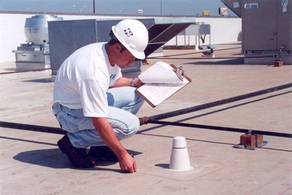 Roof inspections - Commercial roofing