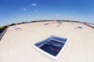 Columbia and Charleston Flat Roofing